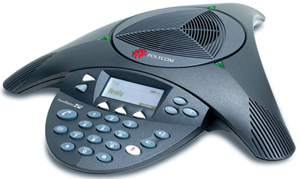 Polycom Soundstation 2 Conference phone telefon